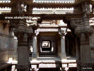 Adalaj Stepwell, Gujarat (5)