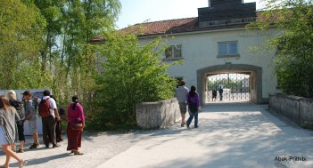 Dachau concentration camp (3)