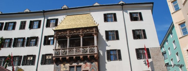 Goldenes Dachl (Golden Roof)