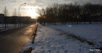 Toulouse-snow fall (12)