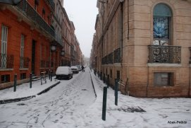 Toulouse-snow fall (3)