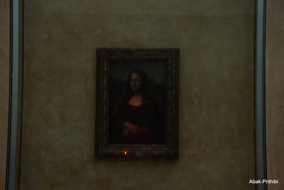 Mona Lisa- Louvre, France (7)