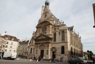Eglise Saint-Étienne-du-Mont, Paris (2)