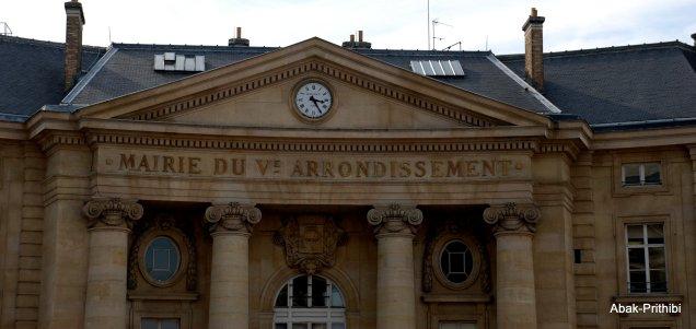 Mairie du Ve Arrondissement, Paris