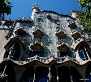 Casa Batlló or Casa dels ossos, Spain (3)