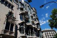 Casa Batlló or Casa dels ossos, Spain (4)