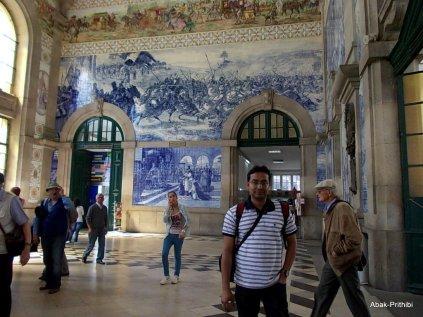 Estação de São Bento, Porto (5)
