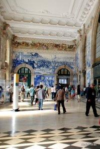 Estação de São Bento, Porto
