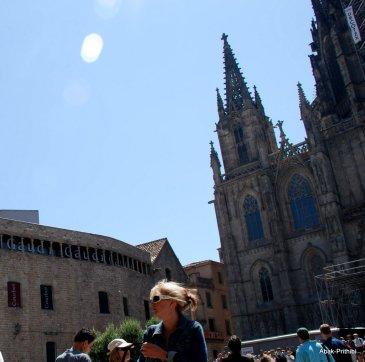 Gothic Quarter, Barcelona, Spain (1)