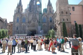 Gothic Quarter, Barcelona, Spain (2)