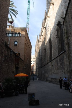 Gothic Quarter, Barcelona, Spain (4)