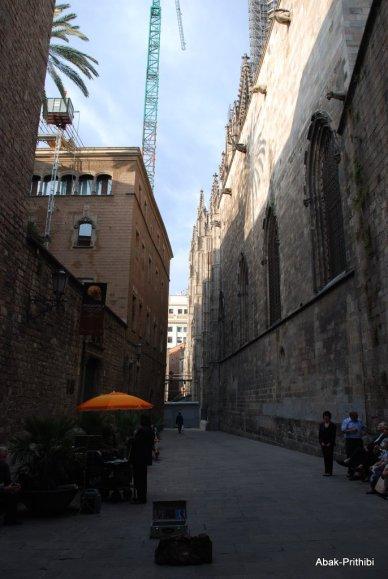 Gothic Quarter, Barcelona, Spain (4)