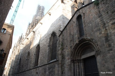 Gothic Quarter, Barcelona, Spain (5)