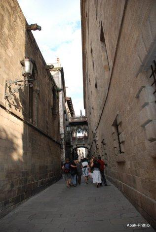 Gothic Quarter, Barcelona, Spain (7)