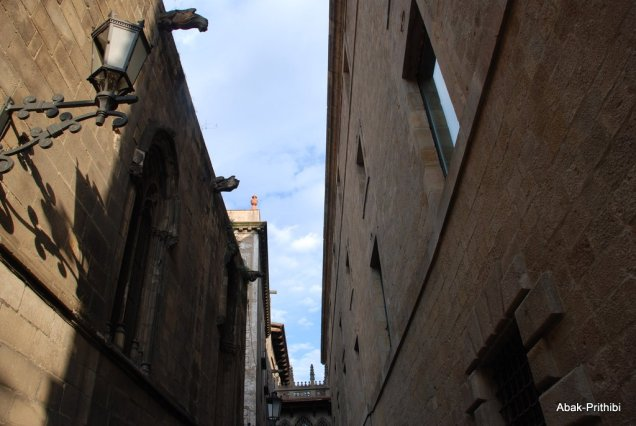 Gothic Quarter, Barcelona, Spain (8)