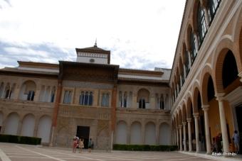 Alcázar of Seville, Spain (16)