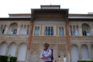 Alcázar of Seville, Spain (17)