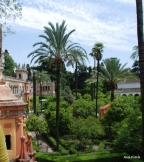Alcázar of Seville, Spain (2)