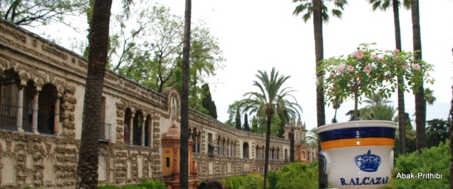 Alcázar of Seville, Spain (20)