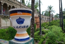 Alcázar of Seville, Spain (21)