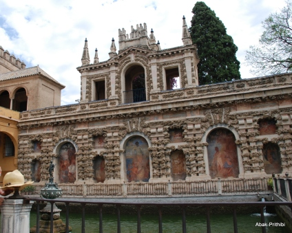 Alcázar of Seville, Spain (23)