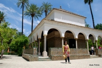 Alcázar of Seville, Spain (28)