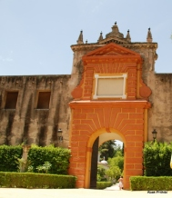 Alcázar of Seville, Spain (29)