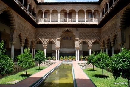 Alcázar of Seville, Spain (38)