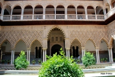 Alcázar of Seville, Spain (39)
