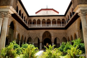 Alcázar of Seville, Spain (40)