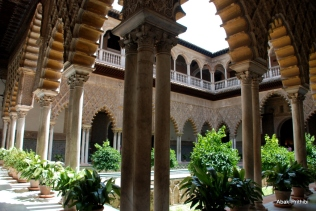 Alcázar of Seville, Spain (41)