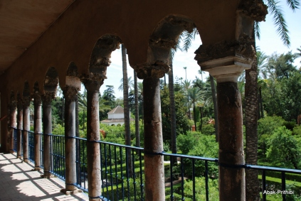 Alcázar of Seville, Spain (49)
