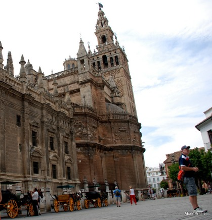 Alcázar of Seville, Spain (5)