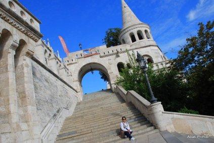 Fisherman's Bastion, Budapest (10)