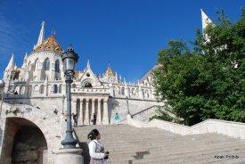 Fisherman's Bastion, Budapest (11)