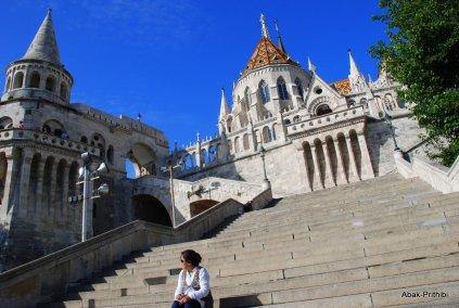 Fisherman's Bastion, Budapest (13)