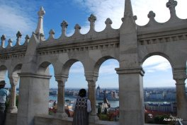 Fisherman's Bastion, Budapest (8)