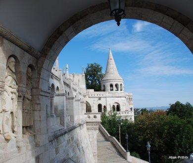 Fisherman's Bastion, Budapest (9)