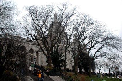 Montmartre, Sacré-Cœur Basilica, Paris (1)