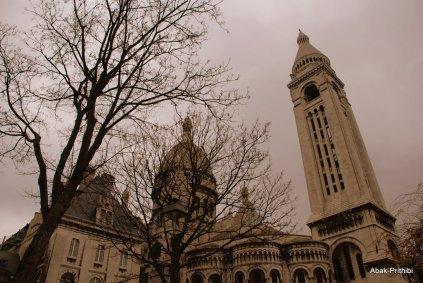 Montmartre, Sacré-Cœur Basilica, Paris (18)