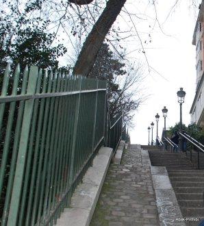 Montmartre, Sacré-Cœur Basilica, Paris (2)