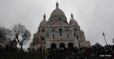 Montmartre, Sacré-Cœur Basilica, Paris (26)