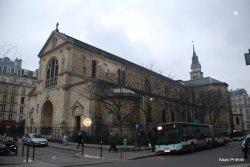 Montmartre, Sacré-Cœur Basilica, Paris (3)