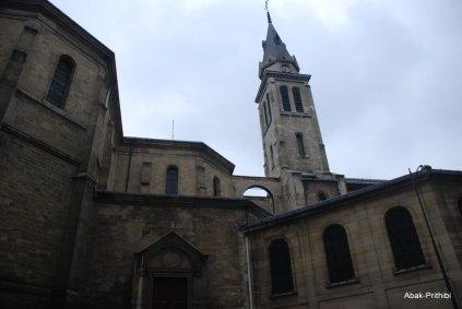 Montmartre, Sacré-Cœur Basilica, Paris (5)