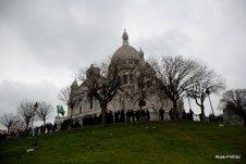 Montmartre, Sacré-Cœur Basilica, Paris (6)