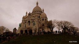 Montmartre, Sacré-Cœur Basilica, Paris (8)