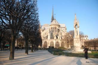 Notre-Dame de Paris, France (1)