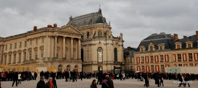 Palace of Versailles, France (7)
