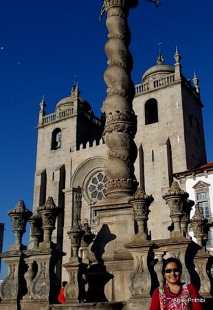 Porto Cathedral, Porto, Portugal (1)