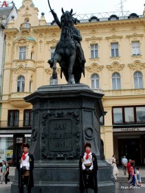 The Changing of the guards, Zagreb, Croatia (10)